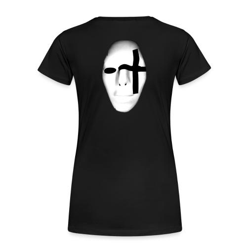 Mywar Mask - Frauen Premium T-Shirt