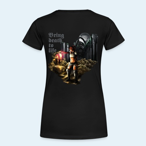 Bring death to life - Camiseta premium mujer