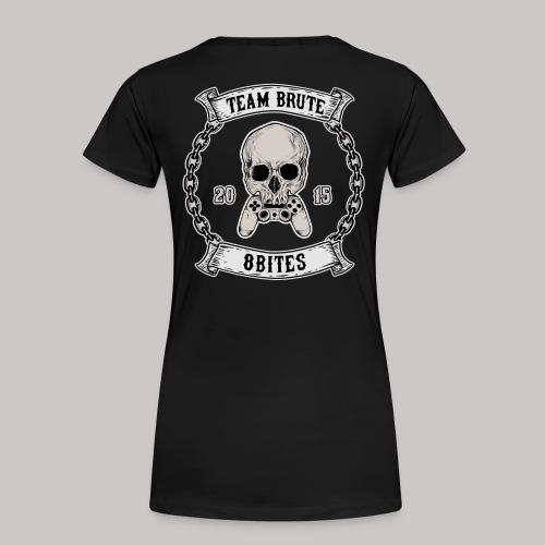 8 Bites MC - Women's Premium T-Shirt