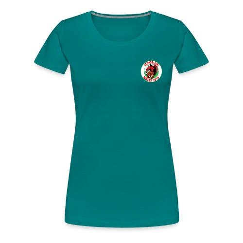 Eurobowl Wales 2018 - Women's Premium T-Shirt