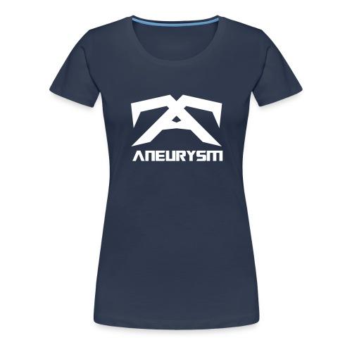 Artist: poweredby - Women's Premium T-Shirt