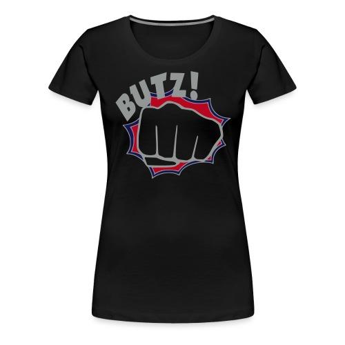 Männer-shirt ''BUTZ''-by color-swap - Frauen Premium T-Shirt