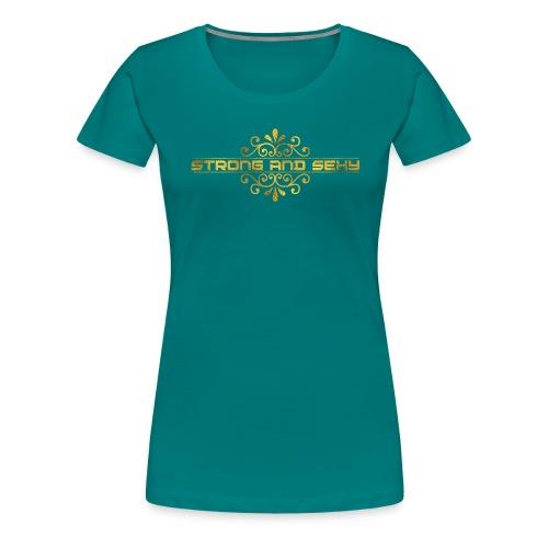 S.A.S. Women shirt - Vrouwen Premium T-shirt