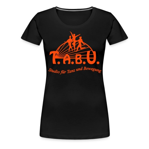 TabuLogo 1 - Frauen Premium T-Shirt