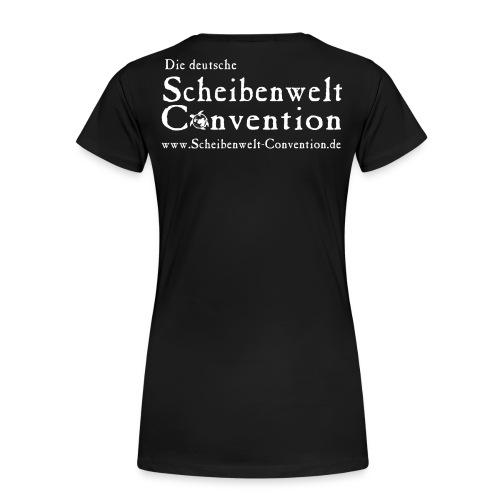 Convention Text - Frauen Premium T-Shirt
