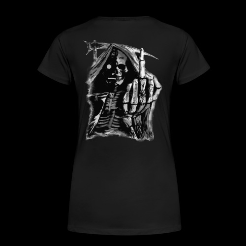 Condemned Streetfighters Reaper - Women's Premium T-Shirt