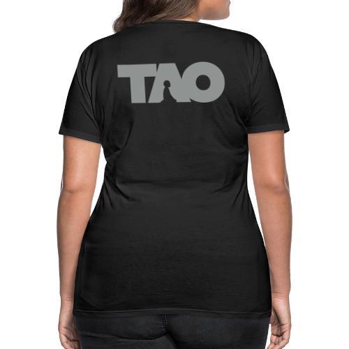 Tao meditation - T-shirt Premium Femme