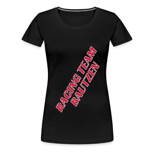 LOGO_gross_hinten - Frauen Premium T-Shirt