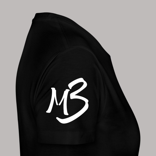 MB 13 white - Women's Premium T-Shirt