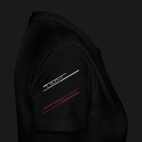 C8H10N4O2 Oszillation Container - Frauen Premium T-Shirt