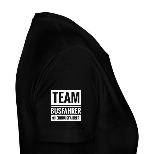 Team Busfahrer #herrbusfahrer seite - Frauen Premium T-Shirt