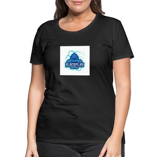 BlackPlayUltra - Frauen Premium T-Shirt