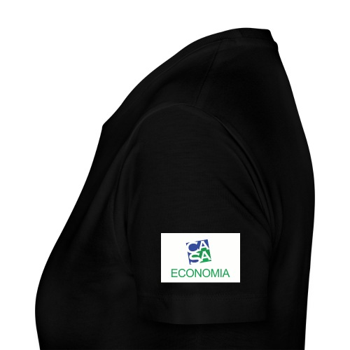Casa_stående_cmyk - Premium-T-shirt dam