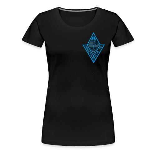 Wing-Chun-Logo - Frauen Premium T-Shirt