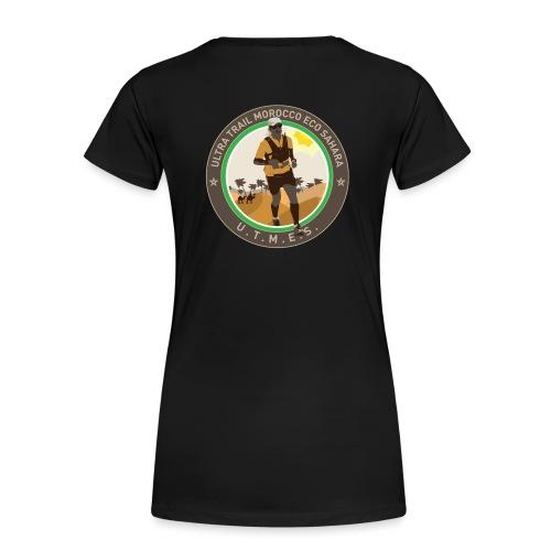 UTMES Logo - Frauen Premium T-Shirt