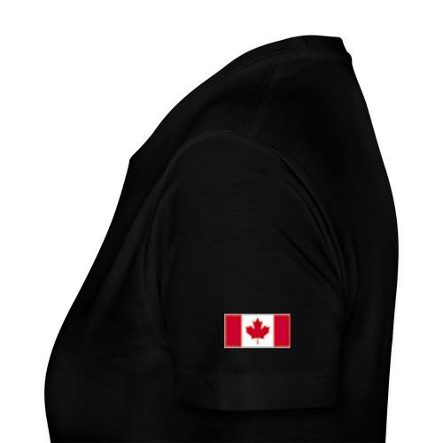 4 sport flag canada - Women's Premium T-Shirt