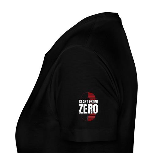 Start from ZERO - Women's Premium T-Shirt