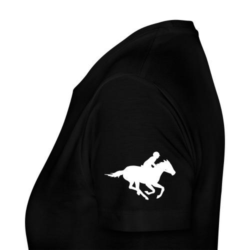 ratsastaja - Naisten premium t-paita