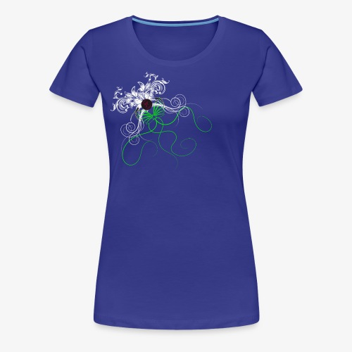 No. 1 - Frauen Premium T-Shirt
