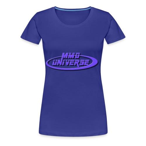 MMO-Universe - Maglietta Premium da donna