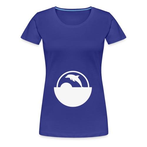 SUN - Vrouwen Premium T-shirt