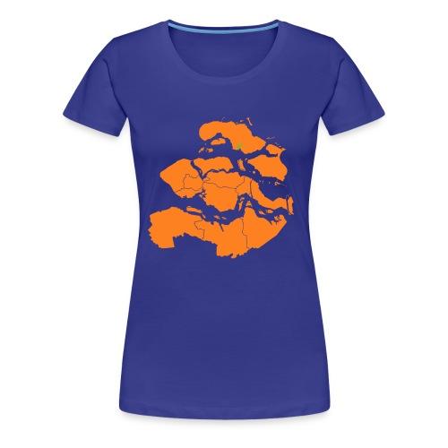 Zeeland Zierikzee - Frauen Premium T-Shirt