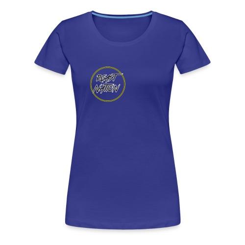 Roast nation clothing - Women's Premium T-Shirt