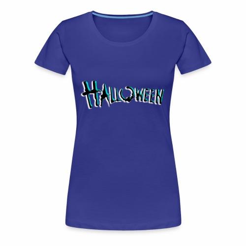 Halloween 'Tee' - T-shirt Premium Femme