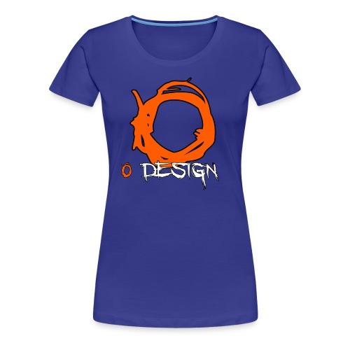 O DESIGN 3 - Camiseta premium mujer