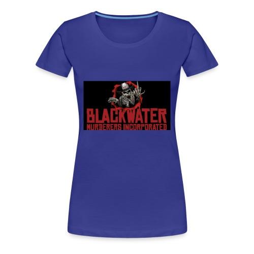 BLACKWATER MURDERS INCORPORATED - Women's Premium T-Shirt