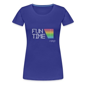 Fun time - Frauen Premium T-Shirt