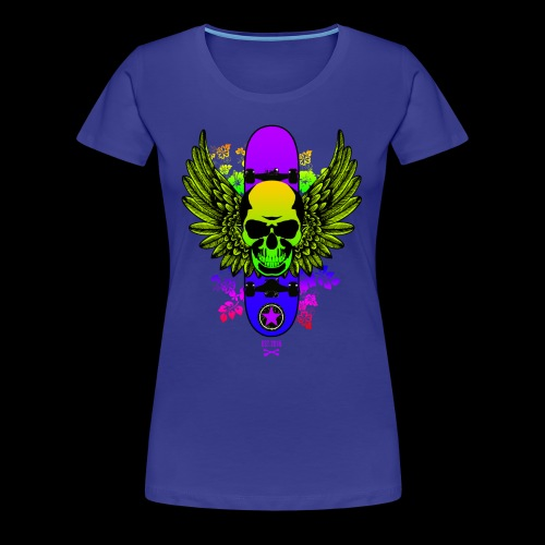 7 - Frauen Premium T-Shirt