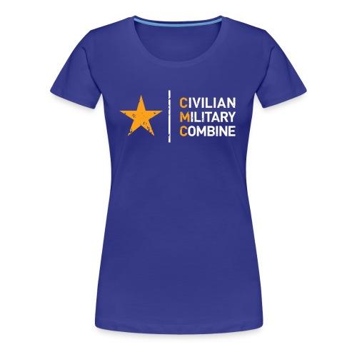 CMC Design - Vrouwen Premium T-shirt