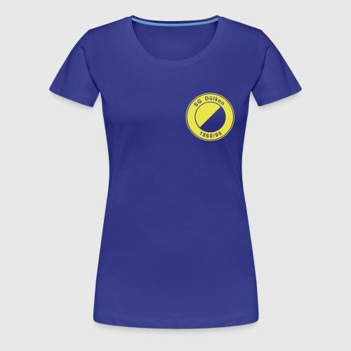 SG Duelken - Frauen Premium T-Shirt