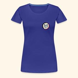 Logo Myland - T-shirt Premium Femme
