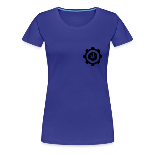 Jebus Adventures Logo (Transparent) - Women's Premium T-Shirt