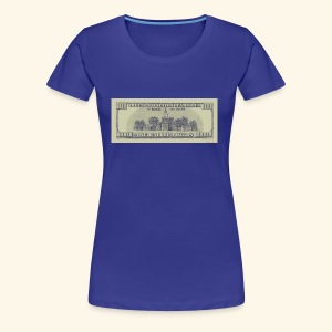 Dollar (Scam) - Frauen Premium T-Shirt