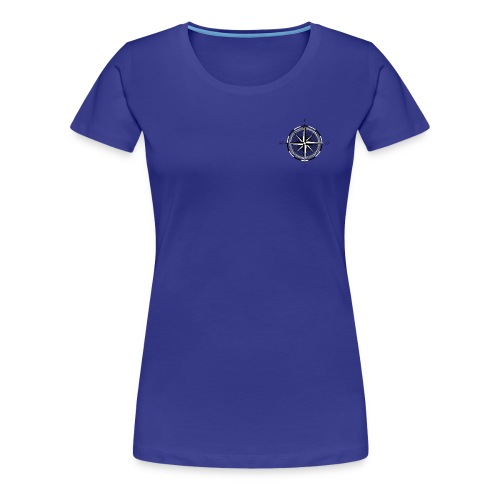 Kompass - Frauen Premium T-Shirt