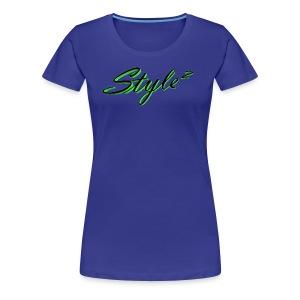 Style² - Vrouwen Premium T-shirt