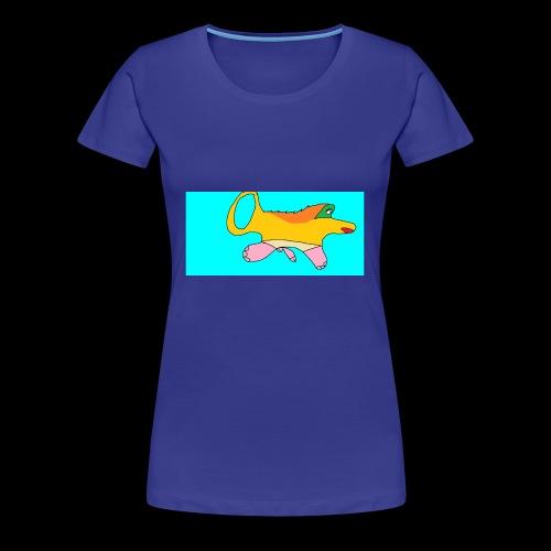 Ryxer - Premium-T-shirt dam