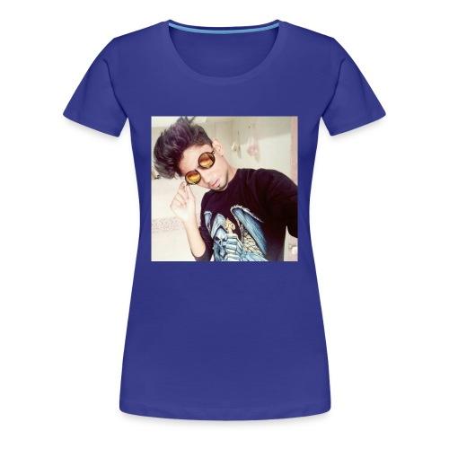 Prince Raval - Women's Premium T-Shirt