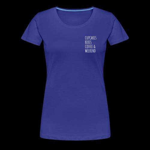 cbc&w - Frauen Premium T-Shirt