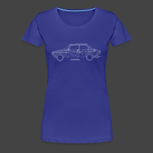 Limited Edition 99 Wit - Vrouwen Premium T-shirt