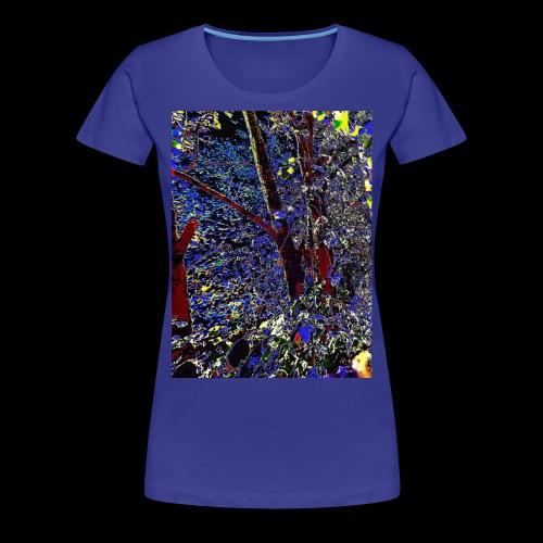 CHALKI NO 1 - Frauen Premium T-Shirt