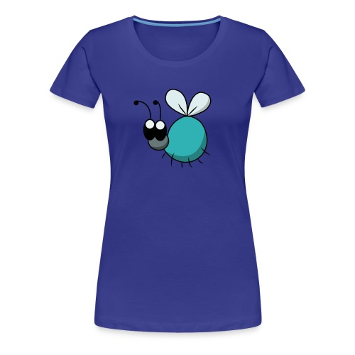 Phantasya Cutiefly - Frauen Premium T-Shirt