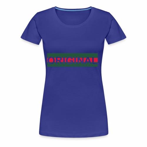 Original Nr.02 - Frauen Premium T-Shirt