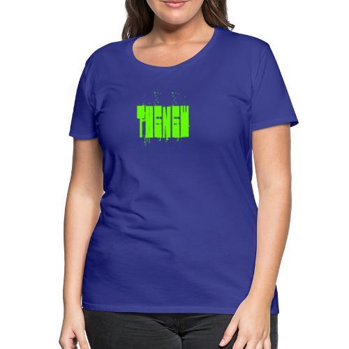 the new rmx - Frauen Premium T-Shirt
