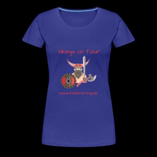 Insidenorway - Frauen Premium T-Shirt