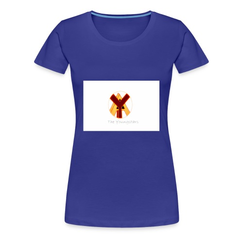 YoungStore Merch 1 - Women's Premium T-Shirt