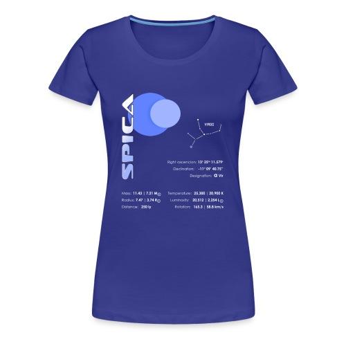 Spica - Frauen Premium T-Shirt